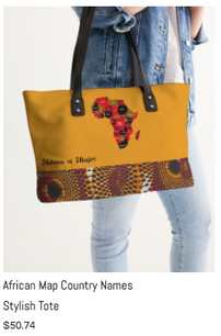 African Names Stylish Tote.png