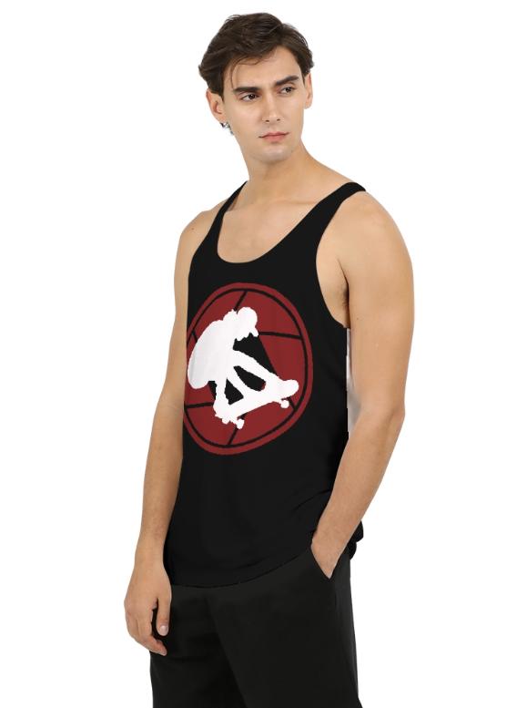 Xavier Skate Logo 6 Tank Top Men.png
