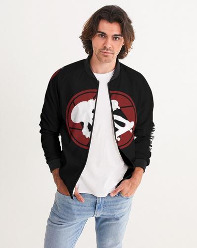 Xavier Skate Logo 6 Bomber Jacket Men.pn