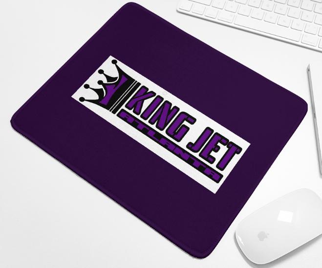 King Jet Mouse Pad