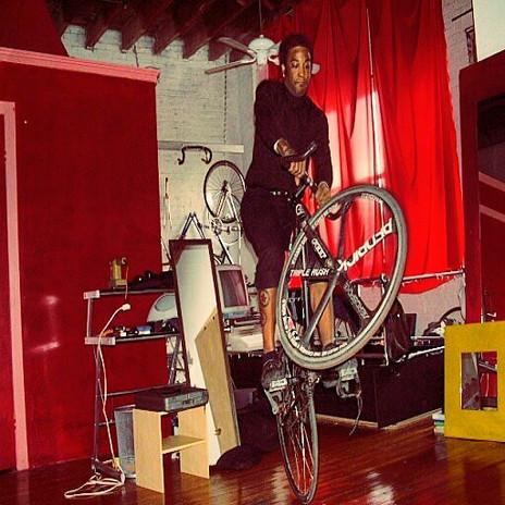 Poppin' Wheelies in Brooklyn