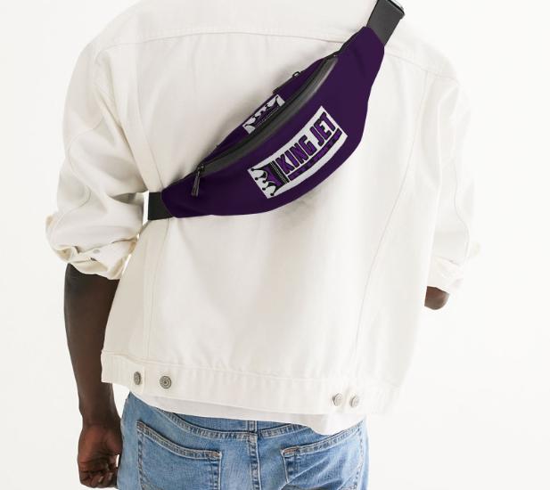 King Jet Cross Body Sling Bag
