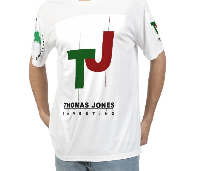 T. Jones T-Shirt- Men's