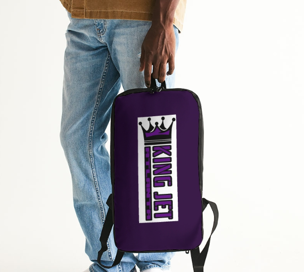 King Jet Slim Tech Back Pack