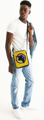 Xavier Skate Logo 1 Messenger Pouch