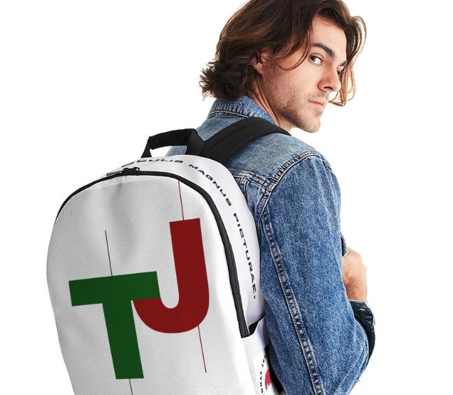 T. Jones Large Backpack