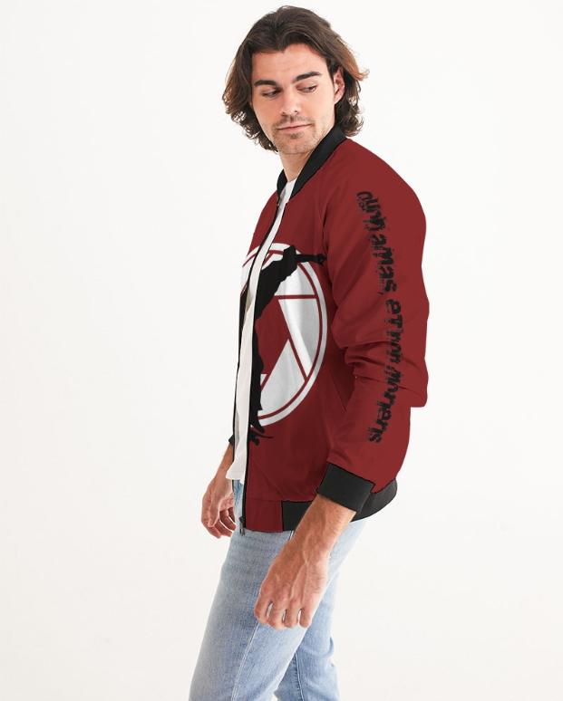 Xavier Skate Logo 5 Bomber Jacket Men