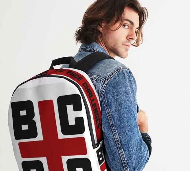 BCCG Large Back Pack