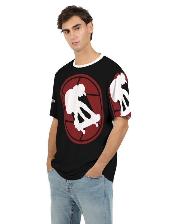 Xavier Skate Logo 6 T-Shirt Men.png