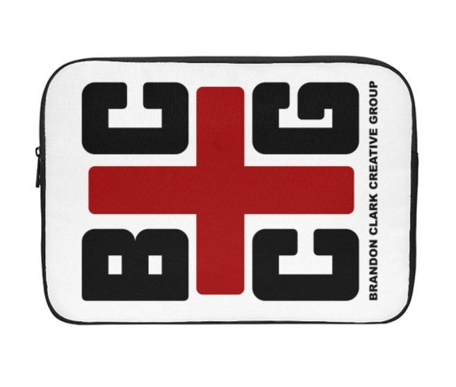 BCCG Lap Top Sleeve