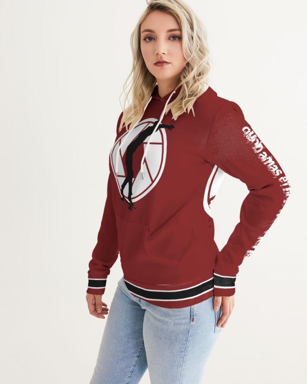 Xavier Skate Logo 5 Hoodie Women
