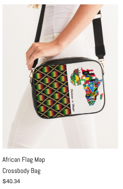 African Flag Map Crossbody Bag.png