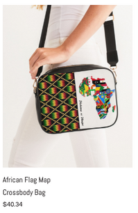 African Flag Map Crossbody Bag.png