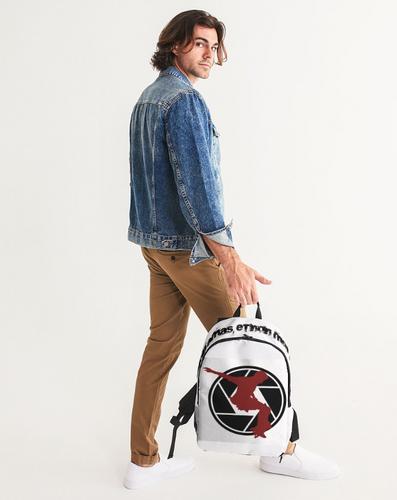 Xavier Skate Logo 4 Lg Backpack
