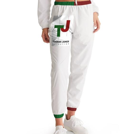 T. Jones Track Pants- Women's