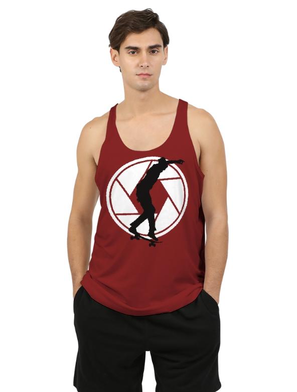 Xavier Skate Logo 5 Tank Top Men