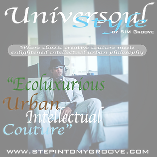 Ecoluxurious Urban Intellectual Couture