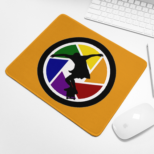 Xavier Skate Logo 3 Mouse Pad