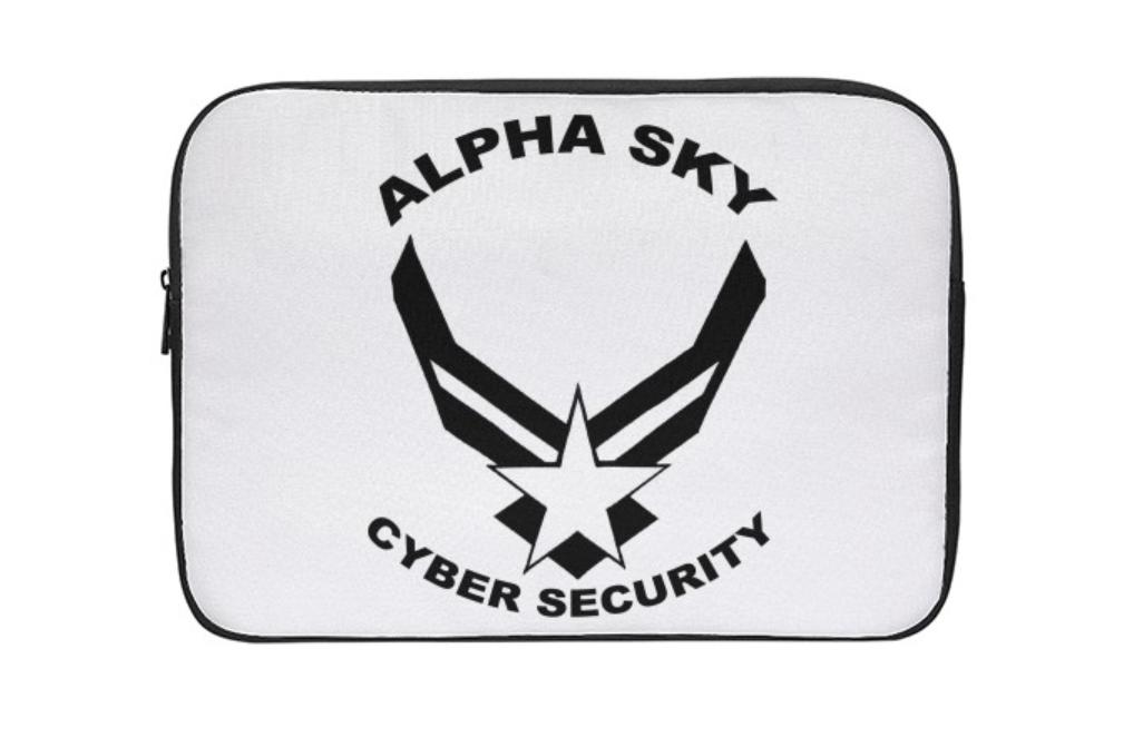 Alpha Sky Lap Top Sleeve