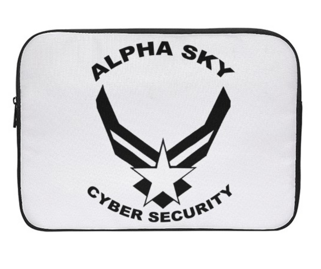 Alpha Sky Lap Top Sleeve
