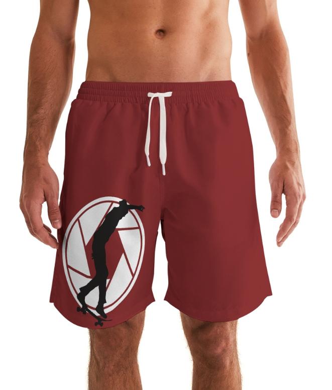 Xavier Skate Logo 5 Swimsuit Men