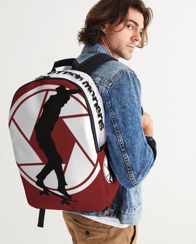 Xavier Skate Logo 5 Lg Backpack