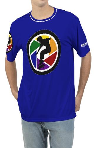 Xavier Skate Logo 2 T-Shirt- Men's