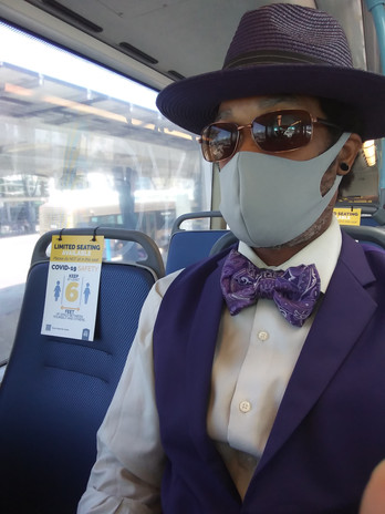 Vegas Purple Deuce