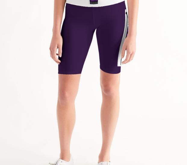 King Jet Biker Shorts- Women's