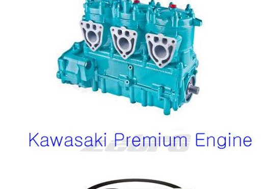 Kawasaki Premium Engine 900 ZXI /STX /STS 1995 1996 1997 1998 1999 2000 2001 200