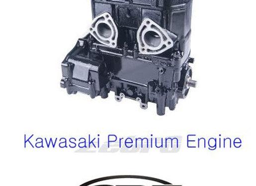 Kawasaki Premium Engine 650 SX /X2 /Jetmate /SC /TS 1986 1987 1988 1989 1990 199