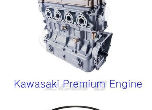 Kawasaki Premium Engine STX 15F 2004 2005 2006 2007 2008 2009 2010 2011 2012 201