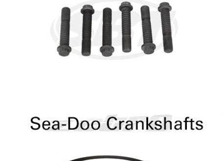 Sea-Doo 4 Stroke Rod Bolt Kit GTX /Sportster~