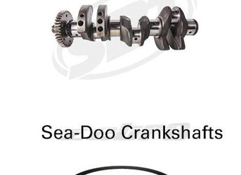 Sea-Doo Crankshaft 4TEC GTX 4 TEC /GTX 4TEC SC~
