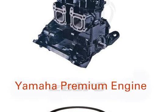 Yamaha Premium Engine 701T WaveRaider~