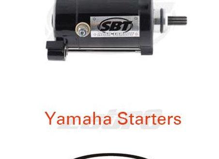 Yamaha Starter WaveRunner III /LX /SuperJet~