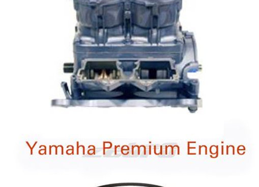 Yamaha Premium Engine 650 Superjet~