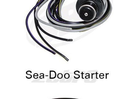Sea-Doo 4 wire DESS post 278002325-4 Wire DESS post with Nut.