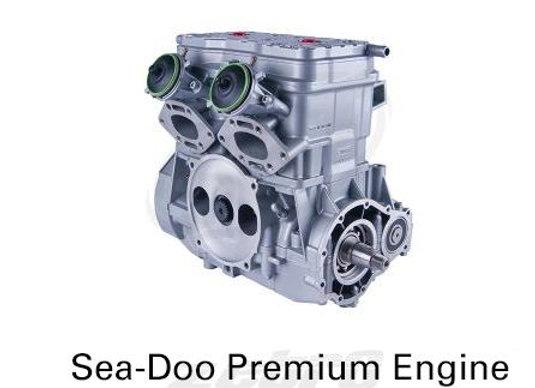 Sea-Doo Premium Engine 787RFI GTX RFI /GSX RFI /GTI LE RFI /3D RFI~