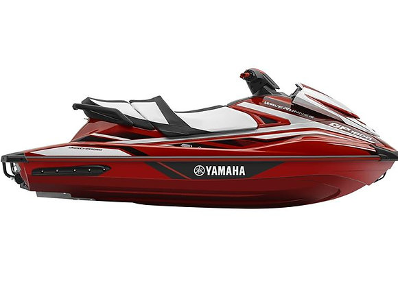 2017 YAMAHA GP 1800 SVHO RED