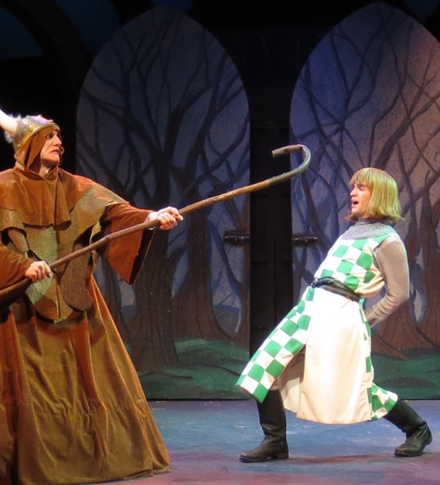 Spamalot, Forestburgh Playhouse