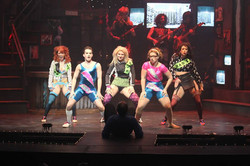 Franz in Rock of Ages
