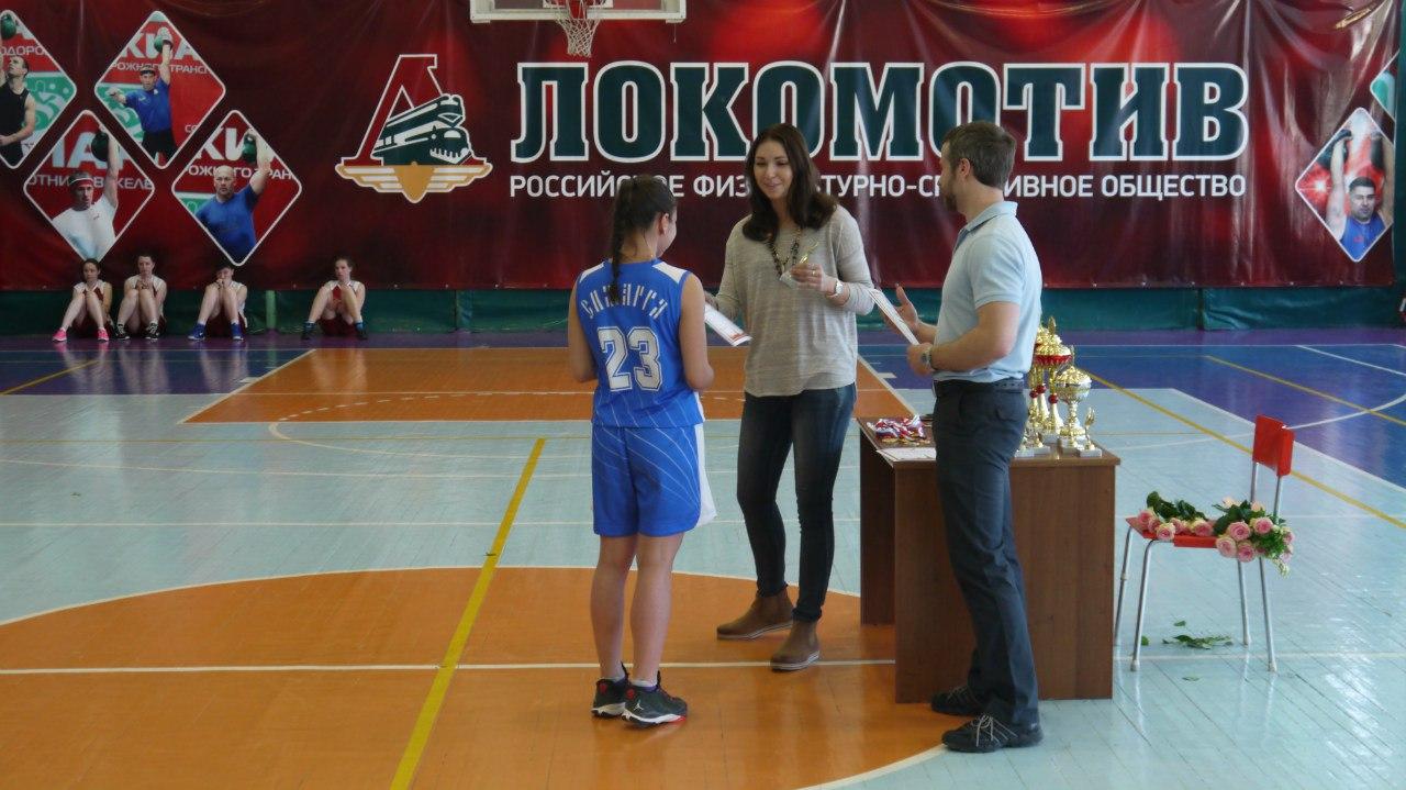 Татьяна Абрикосова на награждении