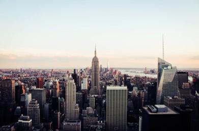 New York Luftaufnahme