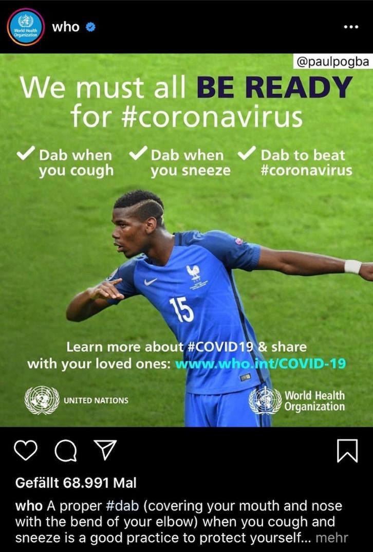 World Health Organization Coronavirus