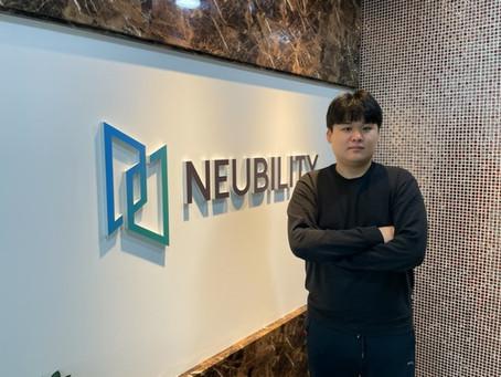 """[AI 기업人] 이상민 뉴빌리티 대표 """"카메라 기반 자율주행 로봇 SW 개발로 로봇 가격 경쟁력 높일 것"""""""