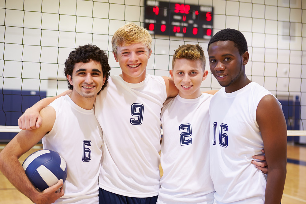 SBVBC Boys Club Volleyball Team