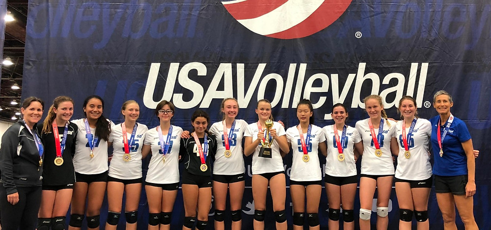 SBVBC 13-Black Gold Medal Jr. Nationals American Division