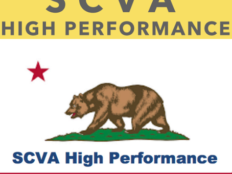 SCVA High Performance Registration