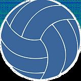 Seal Beach Volleyball Club blue volleyba